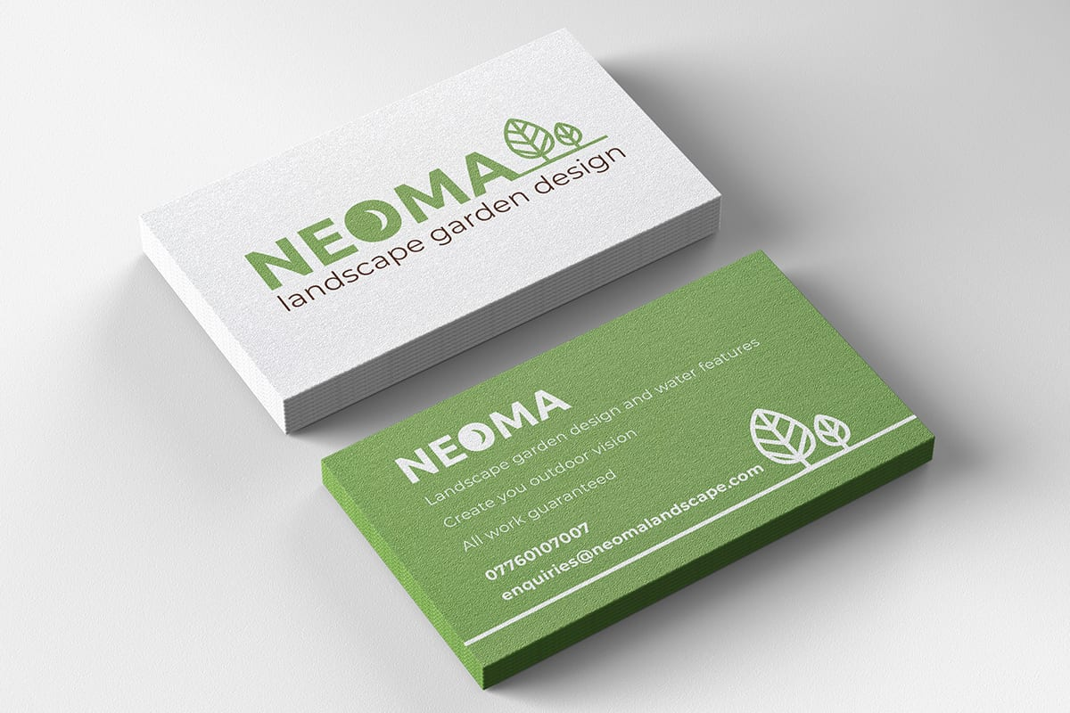 neoma business cards